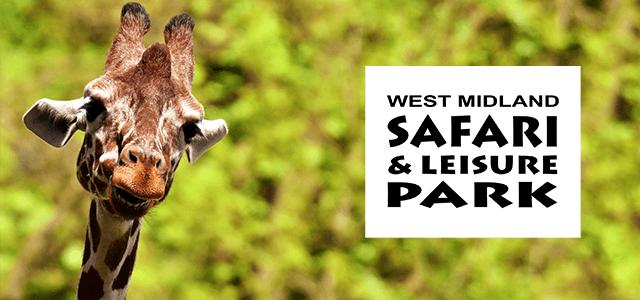 West Midland Safari & Leisure Park Go Wild for Nimble