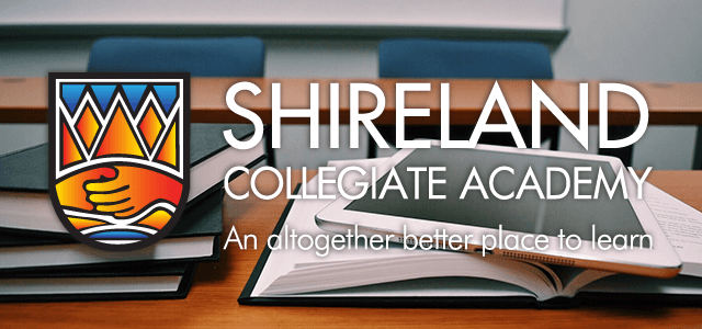 Transforming Learning at Shireland Collegiate Academy