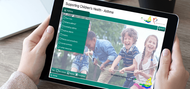 Education for Health – Communicating with Es!