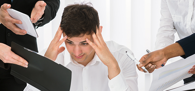 How Good Stress Management Leads to Peak Performance