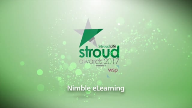 Nimble Wins Business of the Year at the Stroud Life Awards!