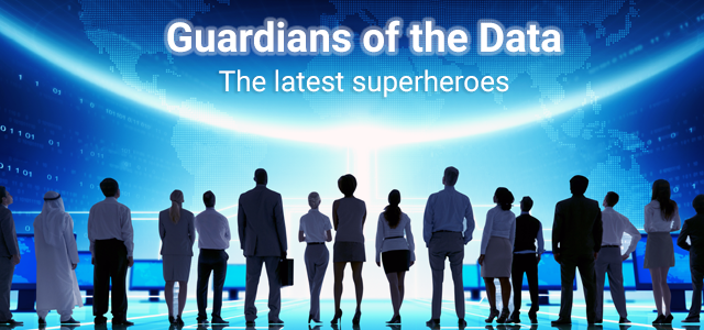 So, what does it mean to be a Guardian of the Data?