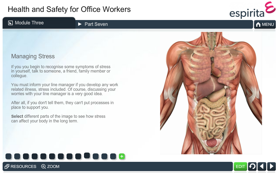 Health and Safety for Office Workers