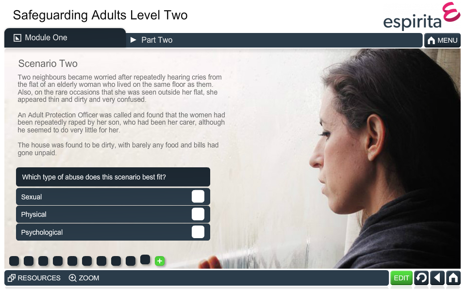 Safeguarding Adults Level 2