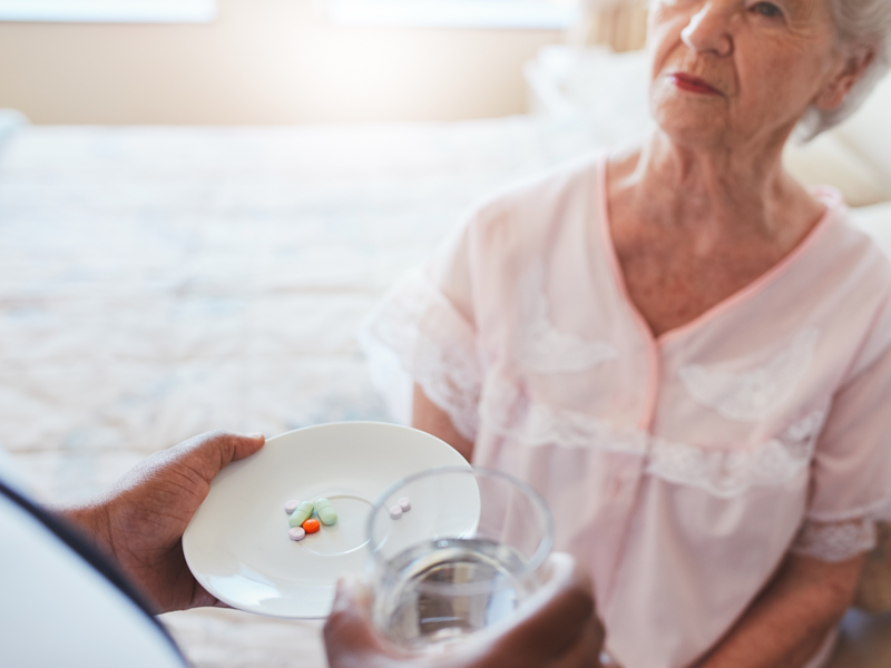 Medication Management in a Community Setting