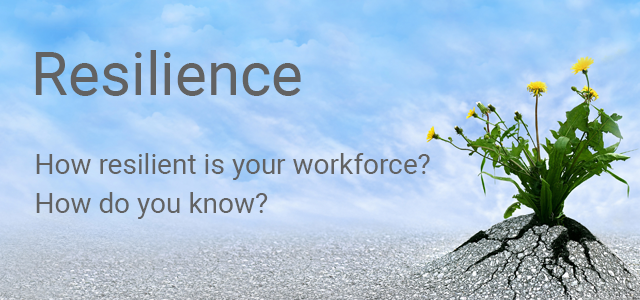 How Resilient is Your Workforce? And How Do You Know?