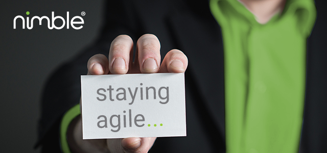 Nimble Elearning – staying agile