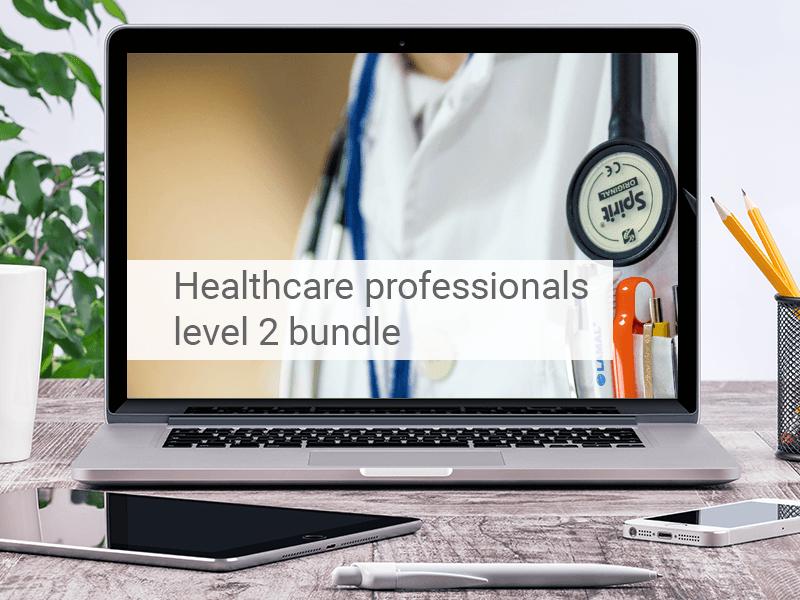 Healthcare Professionals Level 2 Bundle