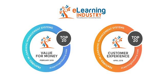 Top 20 LMS for Nimble Elearning: eLearning Industry