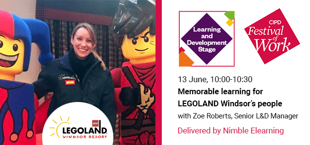 Building fun into learning at LEGOLAND® Windsor