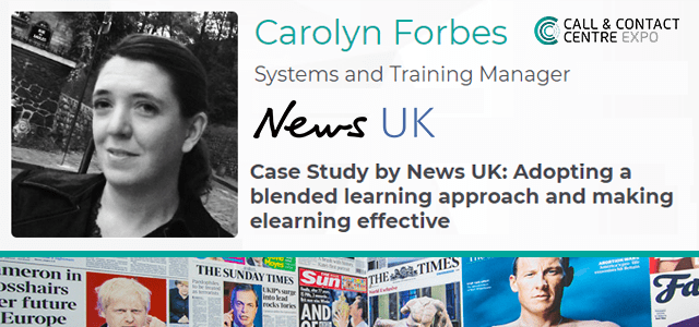 News UK and Nimble Elearning: Call and Contact Centre Expo
