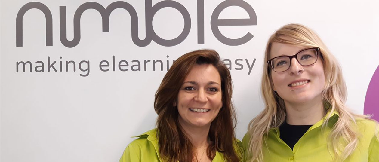 Nimble Elearning expand their Learning Design team in response to market demand