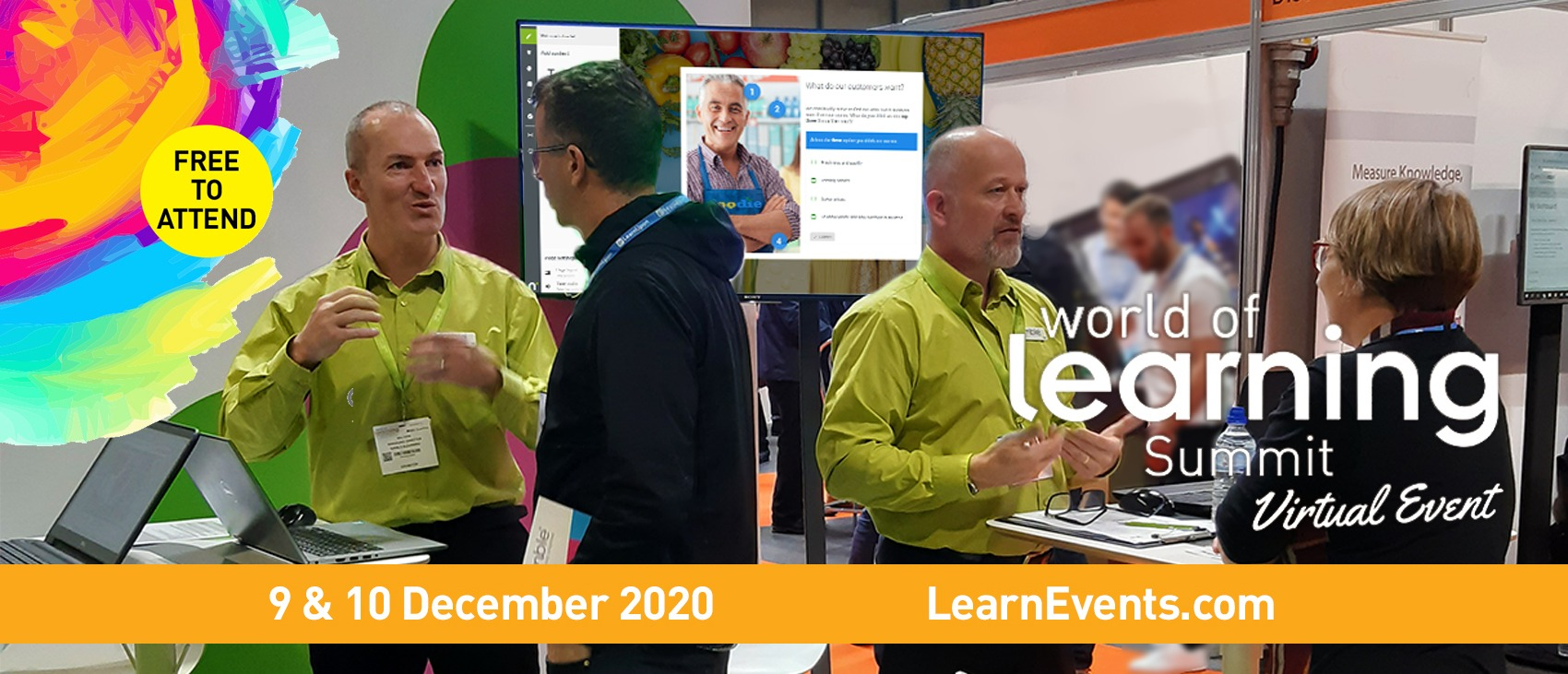 Nimble Author 2 makes its debut at World of Learning Virtual Summit 2020