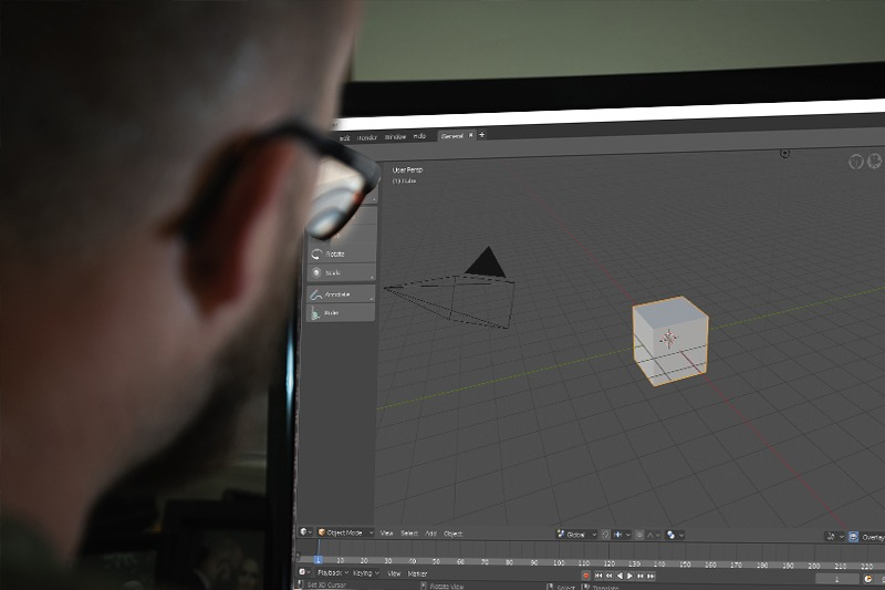 Best 3D modelling and animation software for elearning