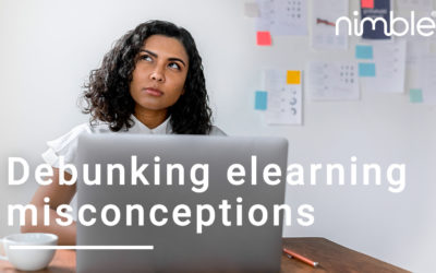 6 Common Misconceptions About Elearning Debunked