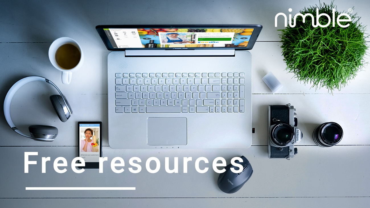 Nimble's favourite free resources for creating elearning