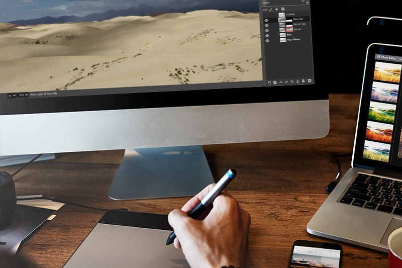 Best free photo editing software for elearning
