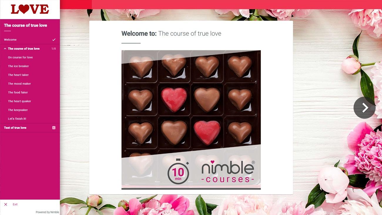 Valentine's Day Course