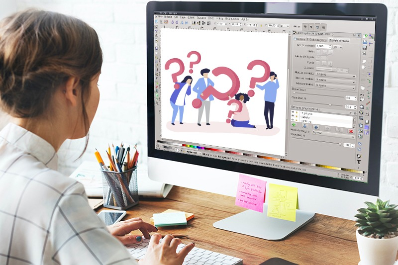 Best vector graphic editing software for elearning