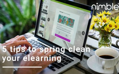 5 Tips to Spring Clean Your Elearning