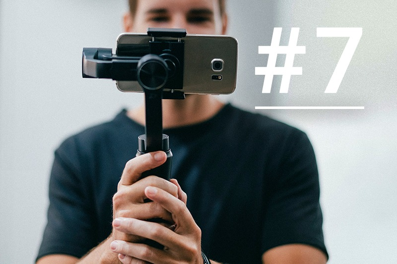 7. Use the power of video