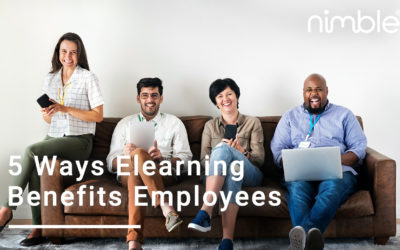 5 Ways Elearning Benefits Employees