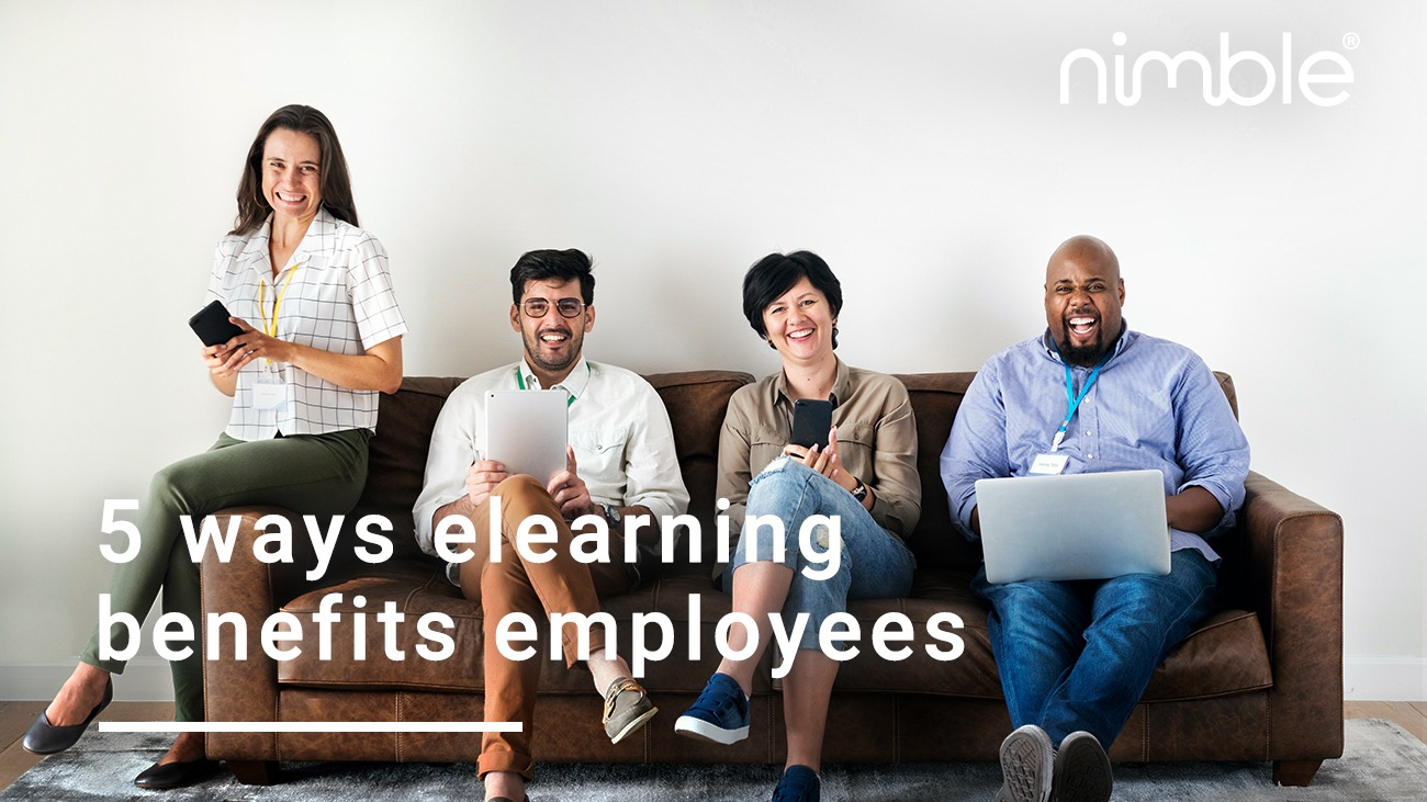 5 ways elearning benefits employees