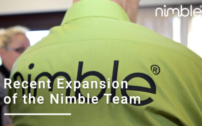 Recent Expansion of the Nimble Team