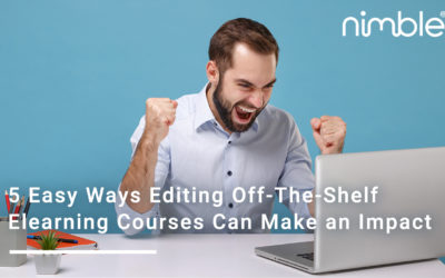 5 Easy Ways Editing Off-The-Shelf Elearning Courses Can Make an Impact