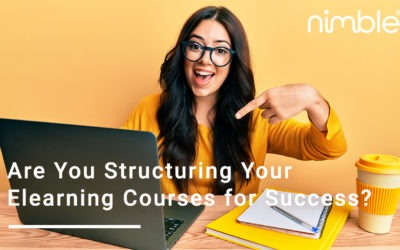 Are You Structuring Your Elearning Courses for Success?