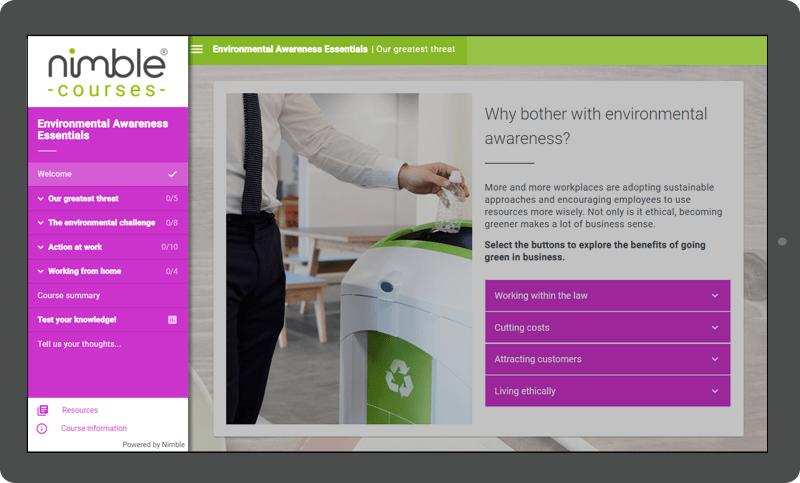 Environmental Awareness Essentials Course
