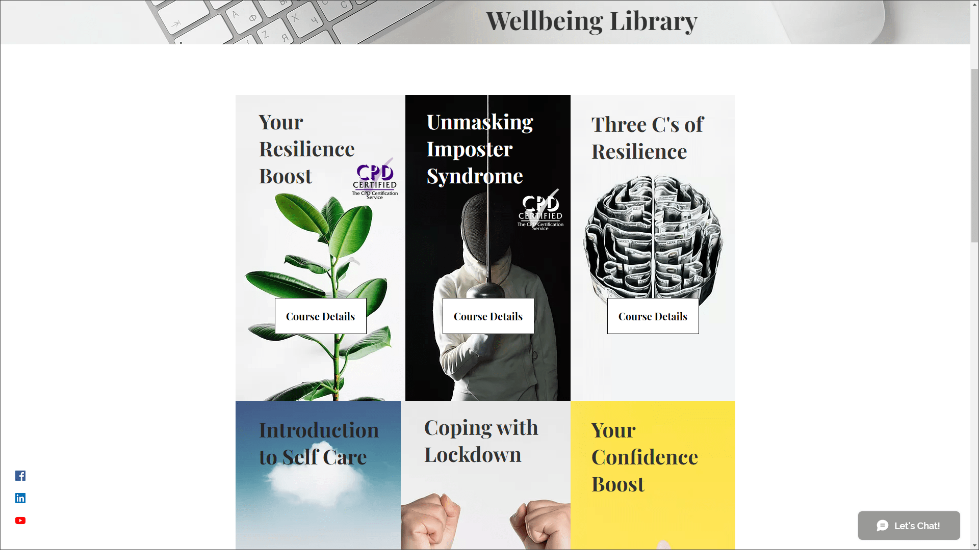 Beam Wellbeing Library