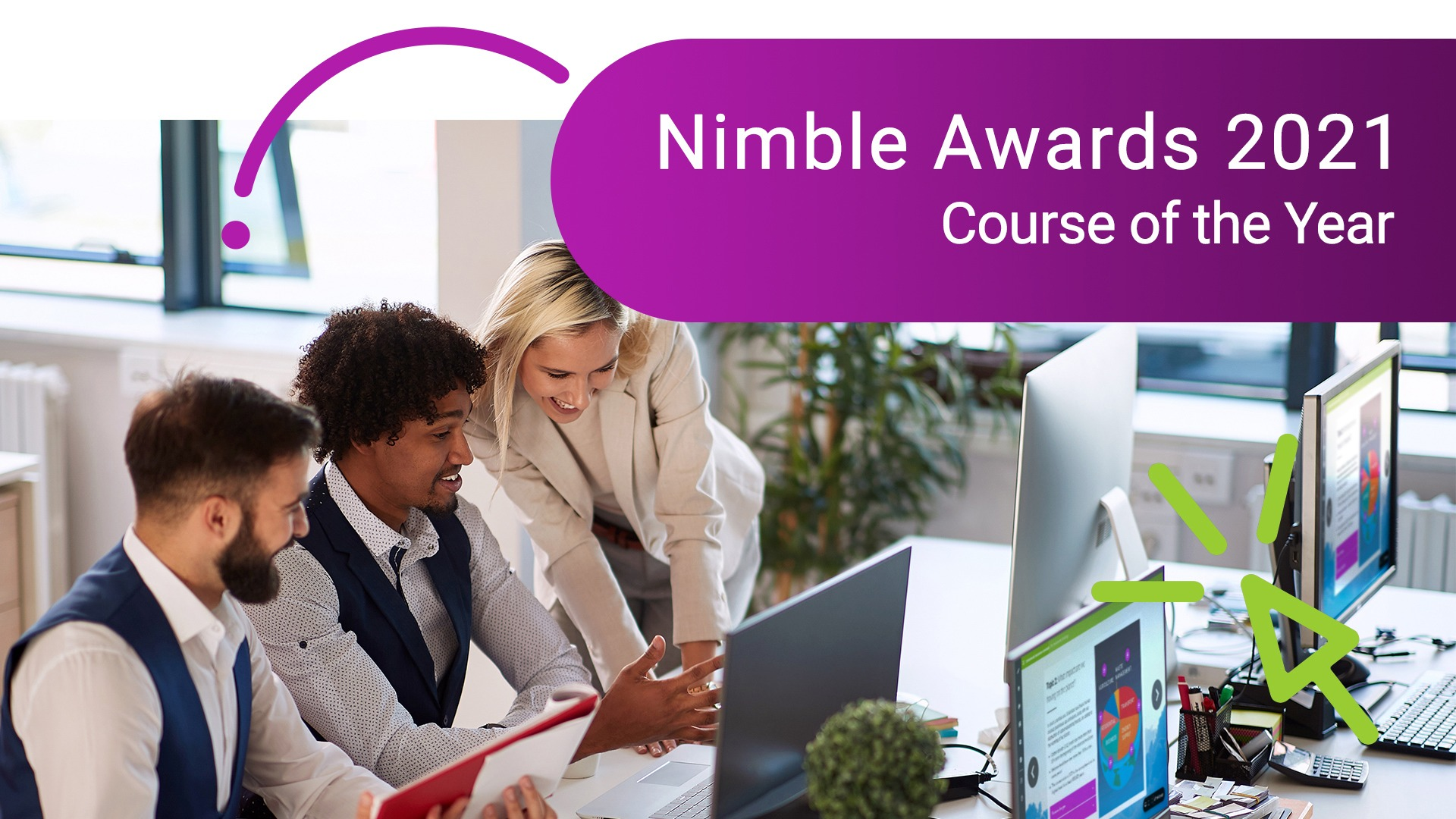 Nimble Awards 2021 Course of the Year