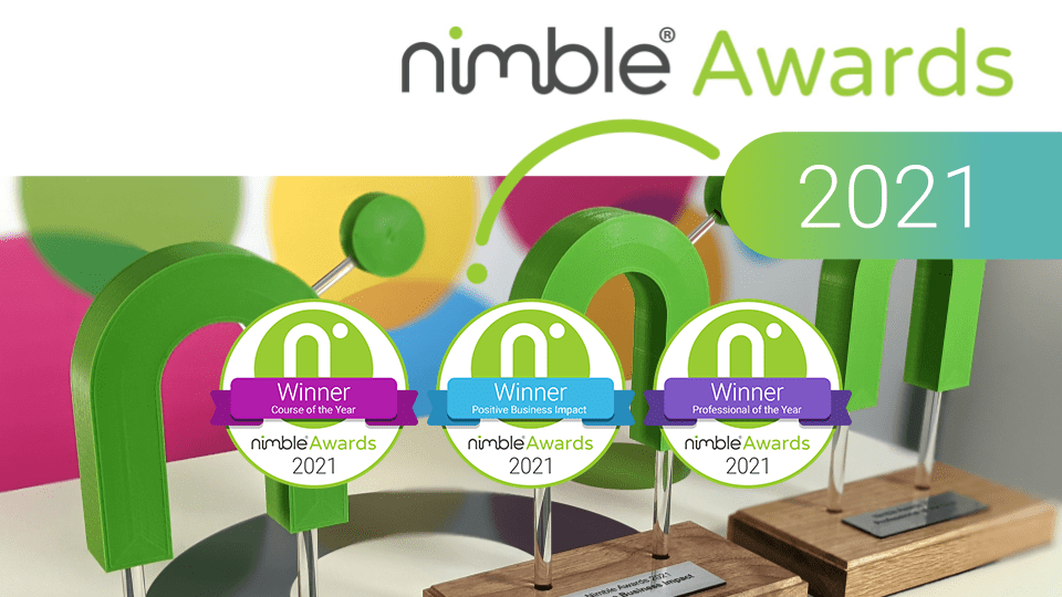 Nimble Awards Ceremony 2021 winners