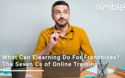 What Can Elearning Do For Franchises? The Seven Cs of Online Training